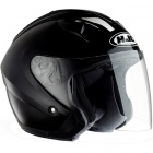 Casque Jet HJC IS-33 Uni Noir